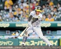 阪神・近本 開幕直後大不振…バットの出し方「合っていなかった」