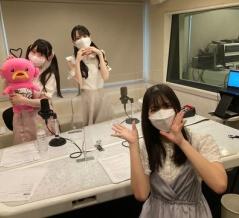 [≠ME] 7月27日 ABC『ノイミーステーション』実況など…【蟹沢萌子・鈴木瞳美・櫻井もも】