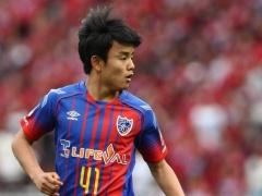 【 動画 】まるでメッシ!16歳・久保建英が圧巻の2発!FC東京がインドネシア王者に4発快勝