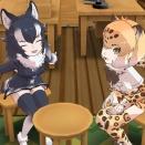 【けもフレ3】タイリクオオカミさんが1番かわいいのだ!