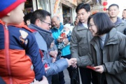 台湾総統の春節あいさつの日本語ツイートに何故か中国人から批判殺到