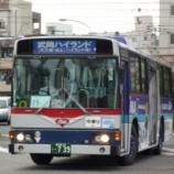 『南国交通 日野ブルーリボン U-HU3KMAA改/日野』の画像
