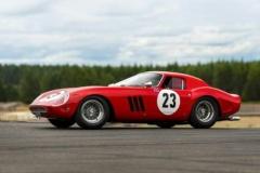 フェラーリ250GTOが競売に、落札予想価格は過去最高の50億円