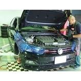 『【スタッフ日誌】Polo(AW1)GTIにEibach Pro-kit装着』の画像