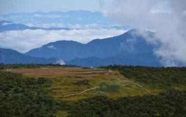 『日本百名山 平ヶ岳☆その3 ラスト 下山♩』の画像