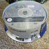 『DVDに焼けました』の画像
