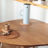 『狭いダイニングにも置けるテーブル探しのはなし〜飛騨産業 cobrina〜』の画像