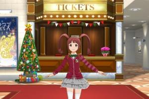 【ミリシタ】劇場がクリスマス仕様に!&お気に入りアイドルの設定をお忘れなく