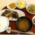 【ランチレポート】6/28 油子の煮魚 by 菊地シェフ