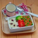 『お米のかわりに食べるカリフラワー糖質お米の1/25』の画像