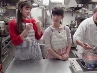【カントリー・ガールズ】ももちの料理教室の先生は黒木料理長との情報あり