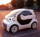 3Dプリンタ製の電気自動車「LSEV」--中国とイタリアの企業が量産開始へ 既に7000台受注