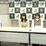 『今野義雄氏、まさかの『欅坂46 1st写真集 詳細大発表SP』SRに登場wwwwwww』の画像