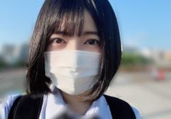 マスクしてても可愛い林瑠奈ちゃん・・・!!!