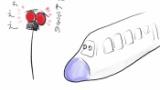 【上手い】新幹線に閉じ込められてるから安価で絵を描く(※画像あり)