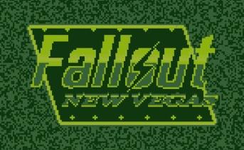 Fallout: New Vegas(ゲームボーイ版)