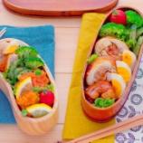『鶏肉尽くしのお弁当・チャーシュー&レモントマトチキン』の画像