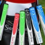 『スーパーストロークで3パットとおさらば!パターのグリップを交換してスコアアップしよう 【ゴルフまとめ・ゴルフダイジェスト社 】』の画像