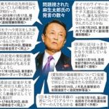 『日韓トンネル麻生太郎が国民を経済疲弊させるのは勝共連合だからですね。』の画像