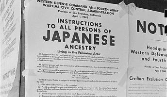 あまり表に出ない強制収容所へ送られた日系アメリカ人の悲しい歴史