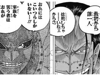 【ワンピース】七武海廃止、だいたいクロコとドフラのせい