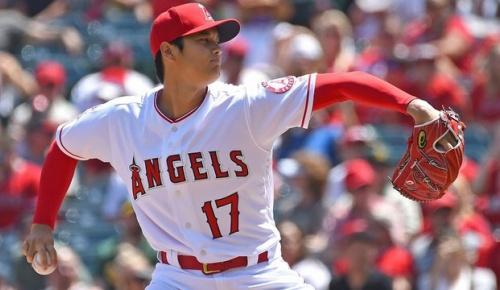 大谷翔平、7回1死までパーフェクトあわや完全試合の圧巻投球(MLBファンの反応+動画)