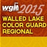 『【WGI】ガード大会ハイライト! 2015年ウィンターガード・インターナショナル『ミシガン州ウォールドレイク』大会抜粋動画です!』の画像