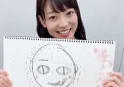 【問題】阪口珠美が描いたこの似顔絵は誰でしょう?www 【乃木坂46】