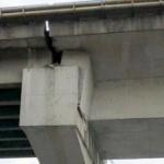 【動画】中国、高架高速道路の橋脚に亀裂、ずれ!当局「橋の通行には影響なし」 [海外]