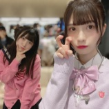 『[ノイミー] 菅波美玲「ももきゅと並んだからうちも現役!」』の画像