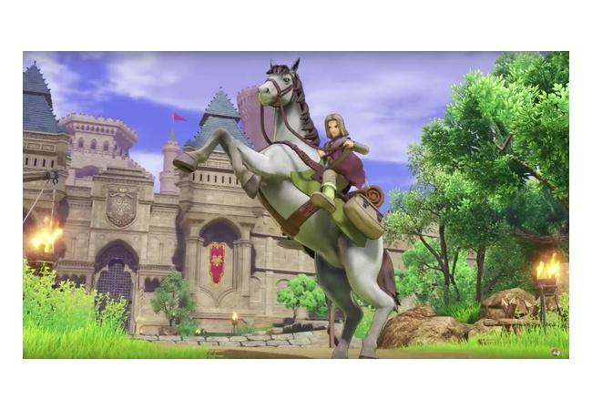 【悲報】Switch版『ドラクエ11』早速PS4版と比較されてしまう