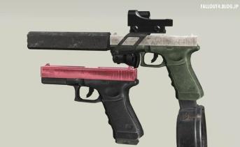 Glock 17-18 - A Standalone Pistol