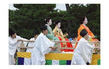 『京都 時代祭』の画像