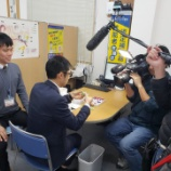『【テレビ取材】カスタムIEM製作のための耳型採取について【CBCイッポウ】』の画像