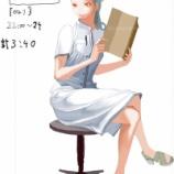『絵の技法書「服のシワの描き方マスターブック」で練習_(ナース)』の画像