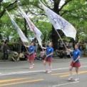 2012年 横浜開港記念みなと祭 国際仮装行列 第60回 ザ よこはま パレード その6(ジョイナスダイヤモンド地下街)