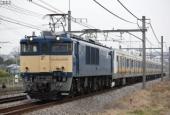 『2015/3/16運転 E233系南武線用車配給』の画像