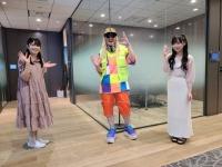 【日向坂46】DJKOOさん、きょんこ&丹生ちゃんに遭遇してキュンwwwwwwwwww