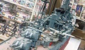 【創作】   日本にある 史上最高の 驚くべき軍艦モデルの作りこみが ハンパない。   【海外の反応】