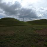 『【茨城観光】三昧塚古墳農村公園 ===古墳に登れて、高さ8mですが展望が良いです!===』の画像