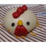 『【ローソン】からあげクンまん 照り焼きチキン味や鏡もち風ムースケーキ(ミカン果実入り)を買って食った。』の画像
