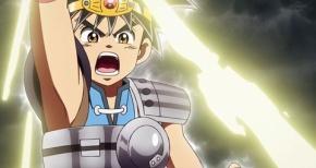 【ドラゴンクエスト ダイの大冒険】第12話 感想 勇者の呪文ライデイン!【2020年版】