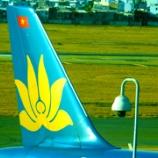 『ベトナム航空のラウンジは優しいアジアの香りがします』の画像