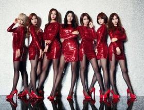 「日本を揺るがす最高の韓流ガールズグループになる」 AOA、日本デビュー控え人気集中