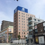 『【続報】完成まであと少し!磐田駅前のABホテルが大分できあがってる!予定通りなら2017年5月中のオープン - 磐田市中泉』の画像