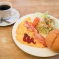 お洒落な佇まいとともに喫茶店の余韻もある北名古屋のカフェでモーニング/Cafe Marui