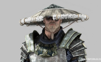 Straw Hat Mists of Pandaria 4k