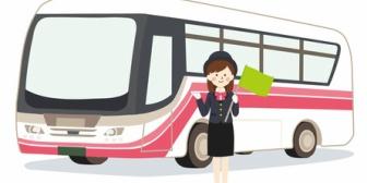 バスツアーに参加。→SAでトイレタイム。→全員早めに戻ってきたらでは出発しましょうか、みたいになるのが気に障る