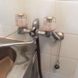 『蛇口水漏れ 大阪府枚方市 -風呂シャワー水漏れ・蛇口修理-』の画像