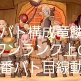 『【動画追加】ワンランク上の竜鱗兵団の門バト。』の画像